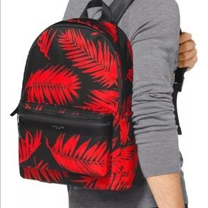 New Men's Michael Kors Backpack